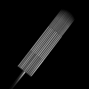 5kpl Killer Ink Precision Bug Pin  neulat  Round Magnum