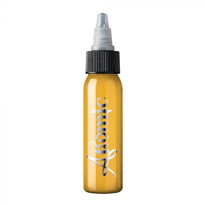 Atomic muste 30ml (1oz) Uncut Yellow
