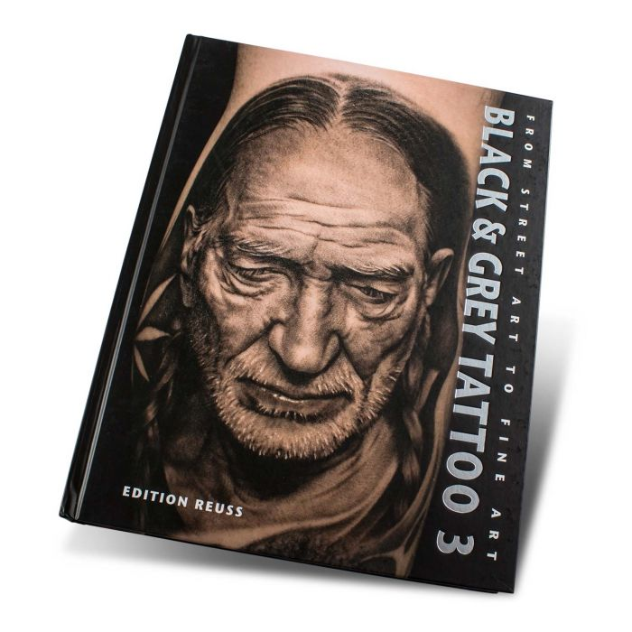 Black & Grey Book: 3 - Edition Reuss