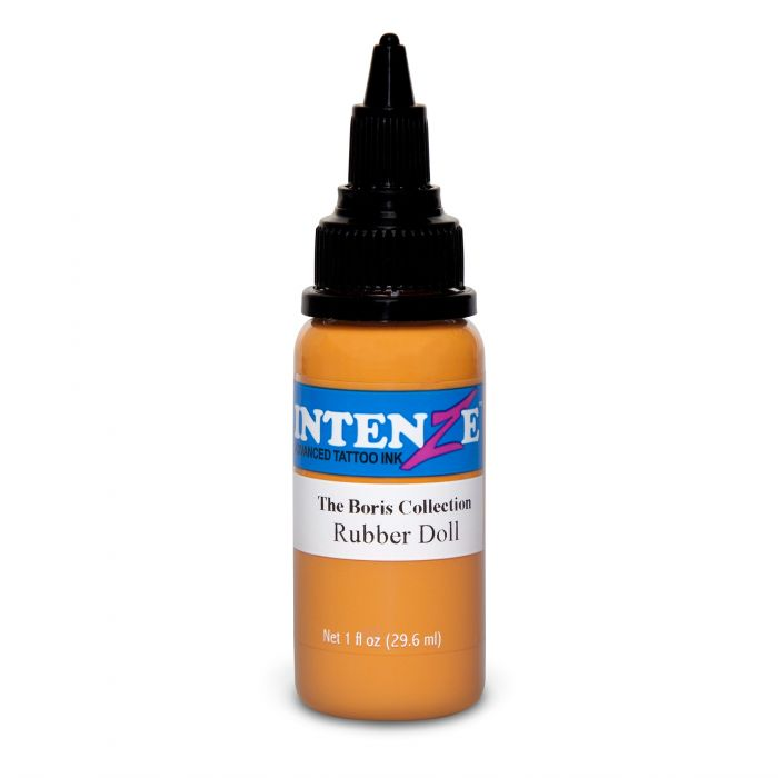 Intenze Boris from Hungary 30ml (1oz) Rubber Doll muste