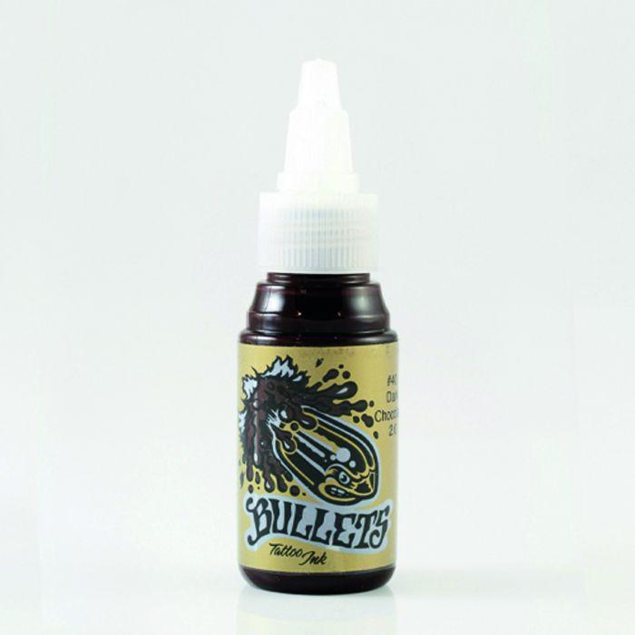 Bullets Dark Chocolate, 35 ml muste