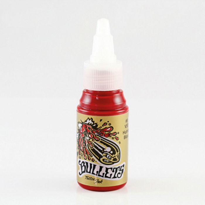 Bullets VSB Human Blood, 35 ml muste