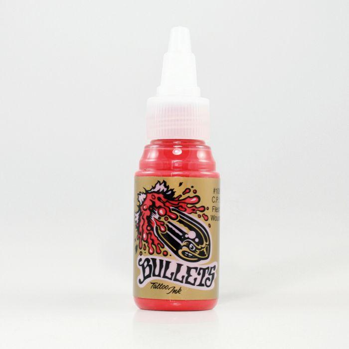 Bullets C.P.'s Flesh Wound, 35 ml Bullets muste
