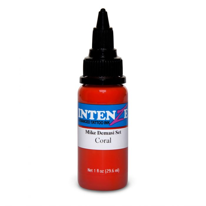 Intenze Mike DeMasi 30ml (1oz) Coral Portrait muste