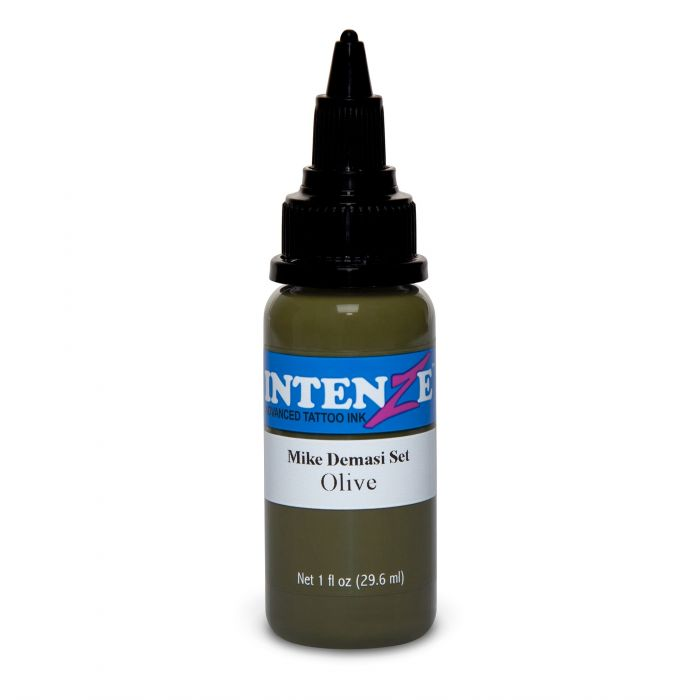 Intenze Mike DeMasi 30ml (1oz) Olive Portrait muste