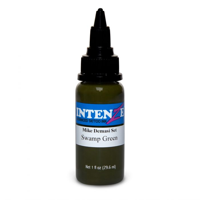 Intenze Mike DeMasi 30ml (1oz) Swamp Portrait muste