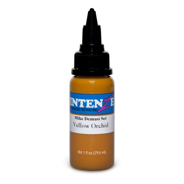 Intenze Mike DeMasi 30ml (1oz) Yellow Orchid muste
