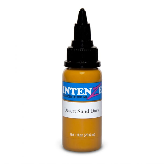 Intenze Earth Tone 30ml (1oz) Desert Sand Dark muste