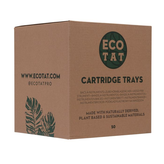 Box of 50 ECOTAT Cartridge Trays