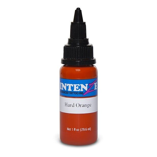 Intenze Basic 30ml (1oz) Hard Orange muste
