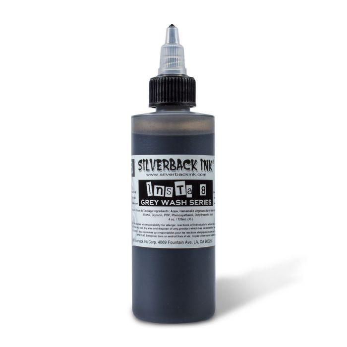 Silverback Ink® Insta10Shade Grey Wash Series - Shade 08 120ml (4oz)