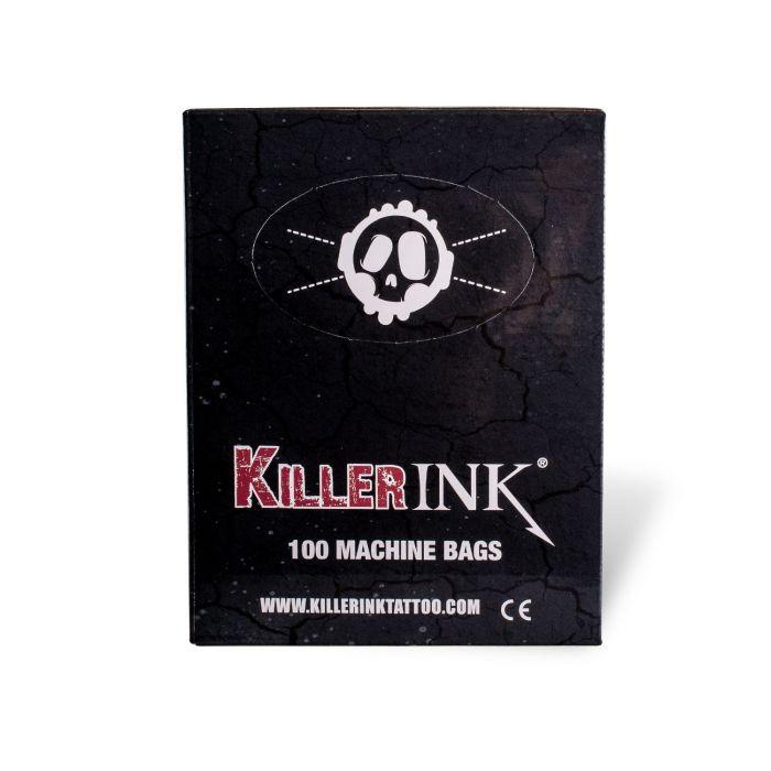 100kpl   Killer Ink  koneen suojapussit