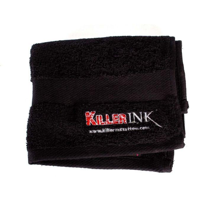 Killer Ink Black Studio Towel - 40cm x 60cm