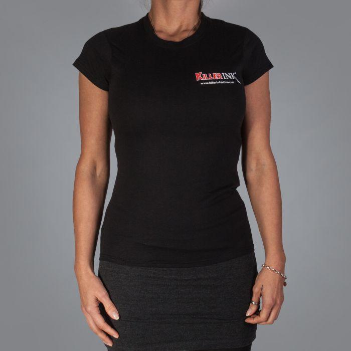 Killer Ink Women's T-Shirt - Black