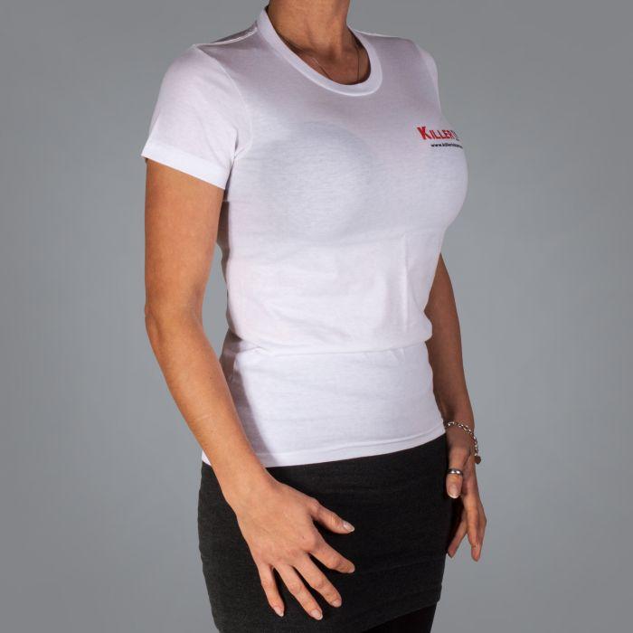 Killer Ink Women's T-Shirt - White
