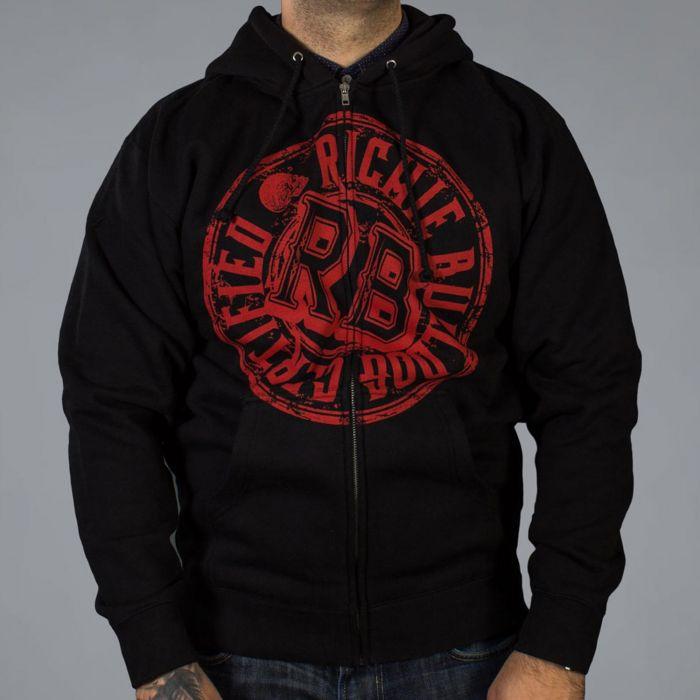 Luxury Hustle Wear RBD Certified Hoodie (Zip Up)