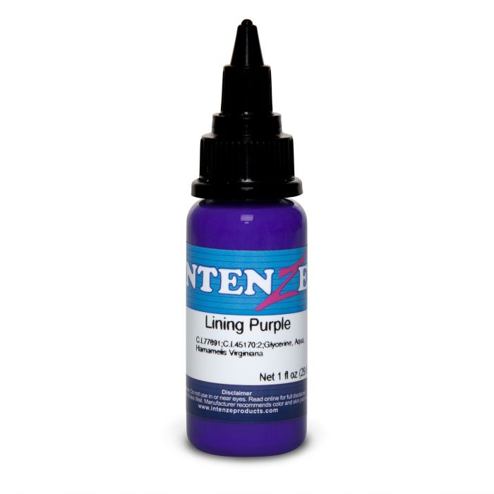 Intenze Color Lining Series 30ml (1oz) Lining Purple