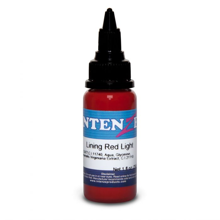 Intenze Color Lining Series 30ml (1oz) Lining Red Light