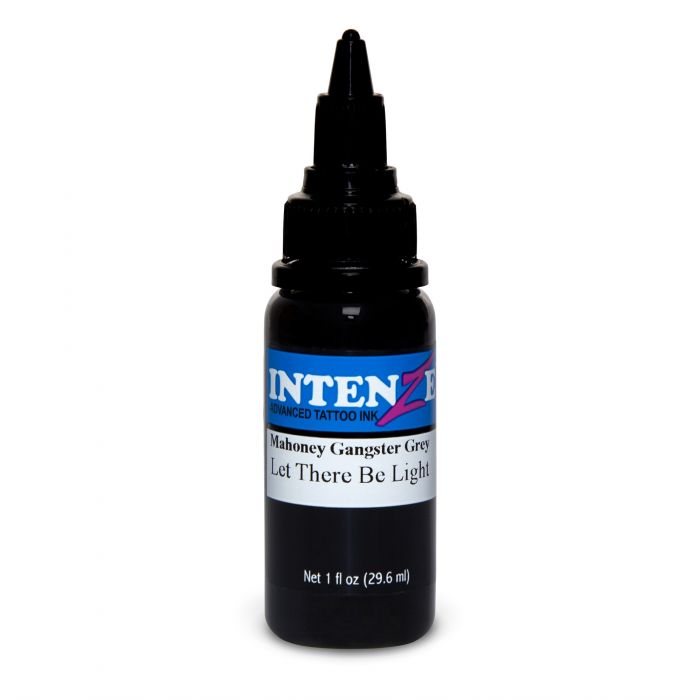 Intenze Mark Mahoney Gangster Grey 30ml (1oz) Let There Be Light