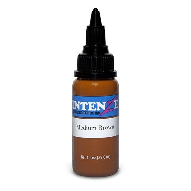 Intenze New Original 30ml (1oz) Medium Brown muste