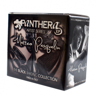 Complete Set 8 30ml (1oz) Panthera Matteo Pasqualin - The Black Shading Collection