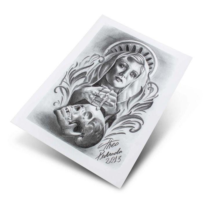 Theo Pedrada - Religious Series 2-13 Flash Series (5kpl)