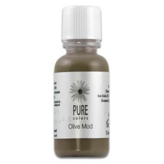 Cosmetic muste Pure Colours 15ml Olive Mod