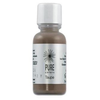 Cosmetic muste Pure Colours 15ml Taupe