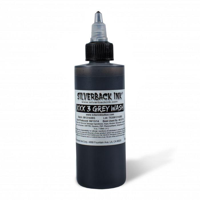 Silverback Ink® 120ml (4oz) Greywash 3