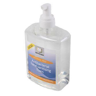 Tattoo 500ml Antibacterial Pump Hand Foam