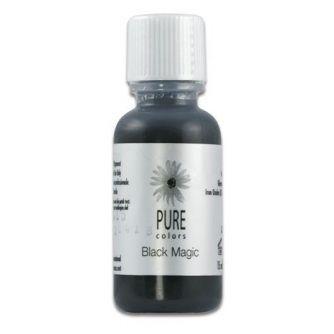 Cosmetic muste Pure Colours 15ml Black Magic