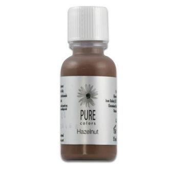 Cosmetic muste Pure Colours 15ml Hazelnut