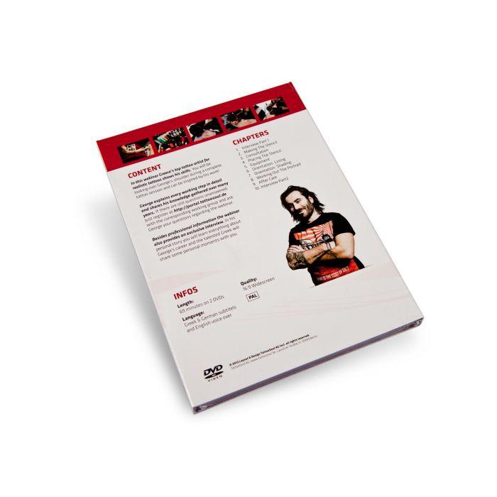 TattooSoul DVD - George Mavridis