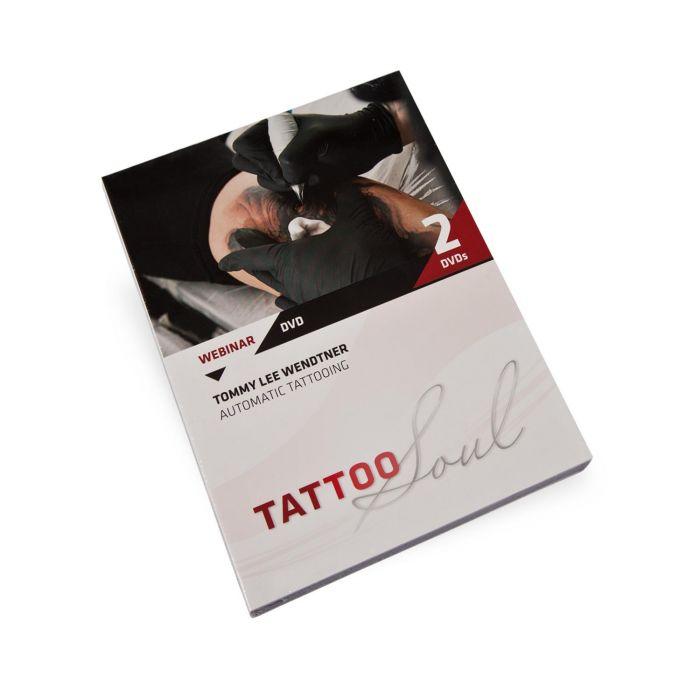 TattooSoul DVD - Tomm y Lee Wendtner
