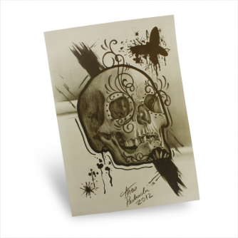 Theo Pedrada - Day of The Dead Flash Series (8kpl)