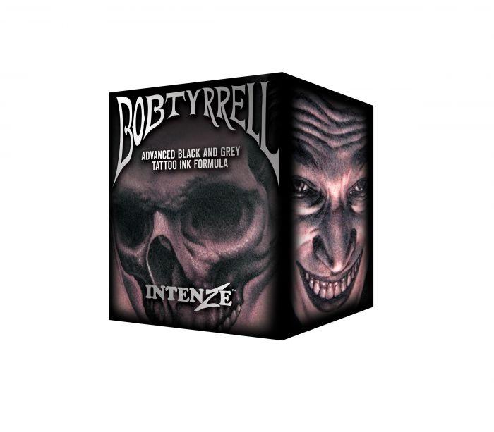Complete Set 6 30ml (1oz) Intenze Bob Tyrell Colours