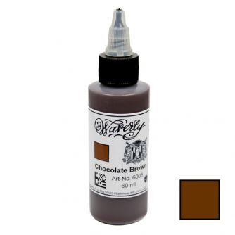 WAVERLY Color Company 60ml (2oz) Chocolate Brown