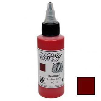 WAVERLY Color Company 60ml (2oz) Crimson