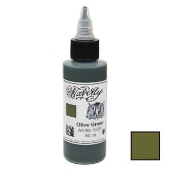 WAVERLY Color Company 60ml (2oz) Olive Green